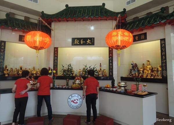 Thye Hua Kwan Moral Society 德教太和观 De Jiao Tai He Guan